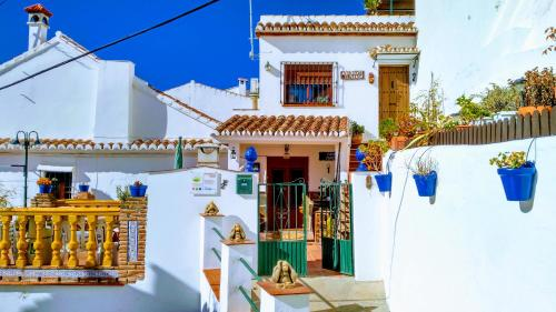 Accommodation in Carratraca