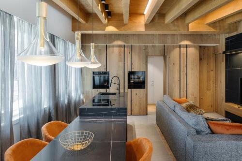 Lussuosa villa in centro Madonna di Campiglio - Accommodation