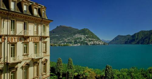 Hotel Splendide Royal - Lugano