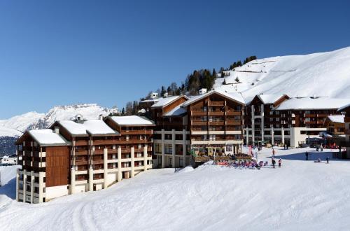 Résidence Odalys Le Cervin - Hotel - La Plagne