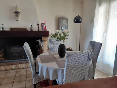 Joli appartement au 1 étage d'une villa - Location saisonnière - Béziers