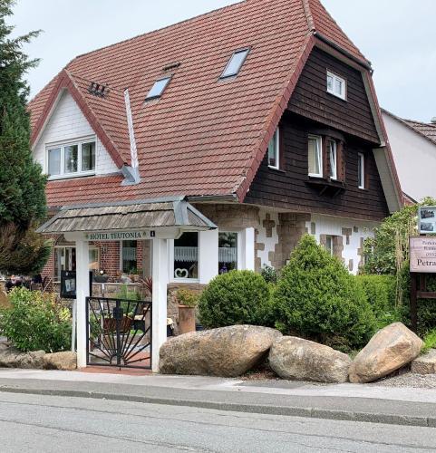 . Hotel-Pension Teutonia
