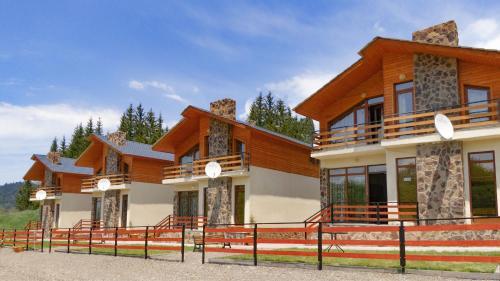 Villa Mtashi - Hotel - Bakuriani