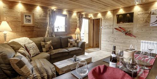 Apartments at Chalet Miravidi, Montchavin-La Plagne - Montchavin-Les Coches