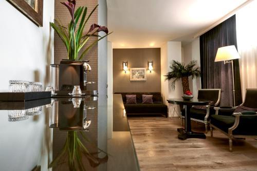 Suite Room Grand Hotel Don Gregorio 21