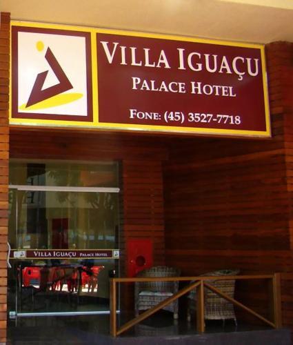 Villa Iguaçu Palace Hotel