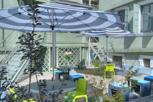 Campanile Annecy Centre - Gare - Hotel - Annecy