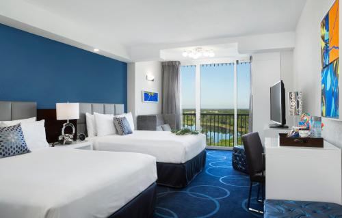 B Resort And Spa Located In Disney Springs Resort Area - Orlando, FL 32830