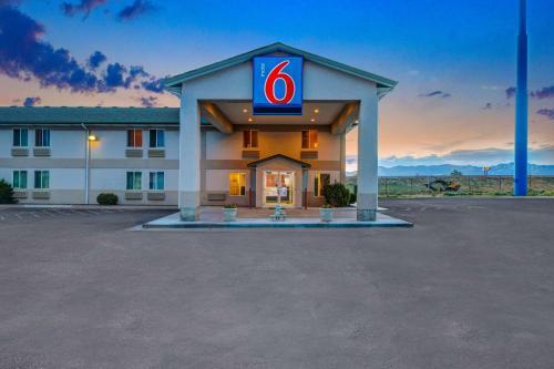 Motel 6-Beaver, UT - Hotel - Beaver