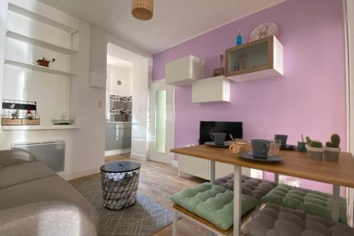 Le Pastel - P2 Comfort - City center - Location saisonnière - Nîmes