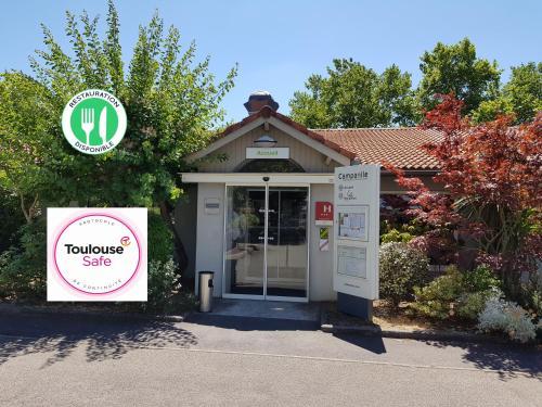 Campanile Toulouse - Blagnac Aéroport - Hotel - Blagnac