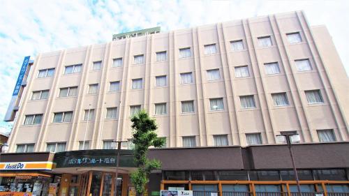 Hotel Sunroute Fukushima