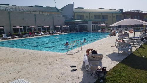 . Hotel Arezzo Sport College