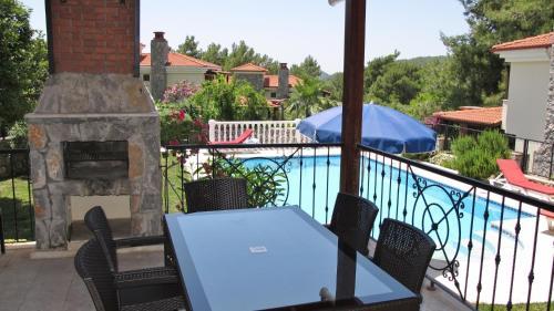 Araxa Villa 20 - Accommodation - Oludeniz