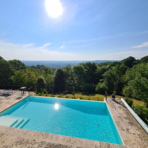 La Villa des Pyrénées - Accommodation - Jurançon