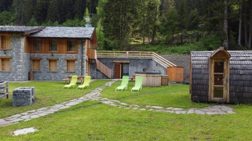 Chalet resort Sozzine 17148-CNI-00055 - Ponte di Legno