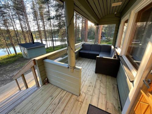 Syöte Huuhkamajat Cottage - Hotel - Iso-Syöte
