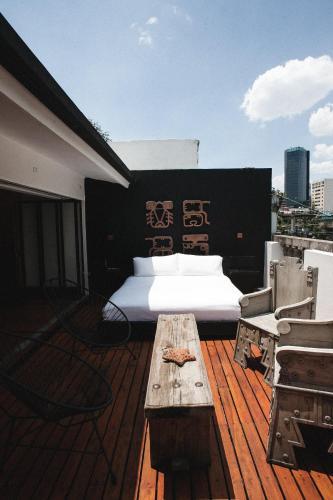 Hotel La Valise Mexico City