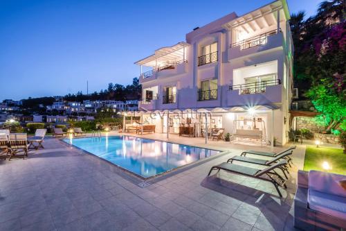 Villa Cubana by EvTatilim - Accommodation - Bodrum City