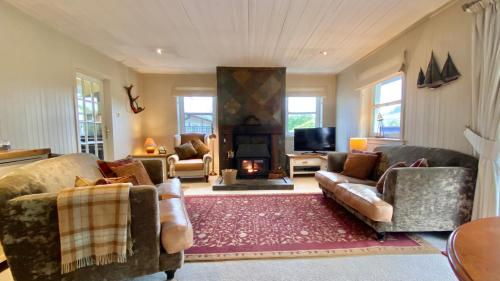Strathlachlan Lodge & Spa