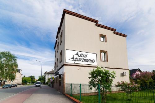 . Astra Apartments