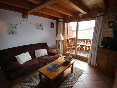 Appartement Les Saisies, 3 pièces, 6 personnes - FR-1-293-225 - Apartment - Les Saisies