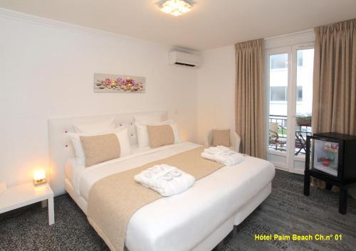 Hotel Palm Beach - Hôtel - Cannes