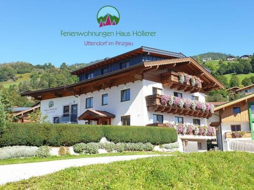 Haus Hoellerer - Doppelzimmer Uttendorf, Pinzgau