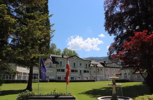 Schloss Kurhotel Strobl - Hotel