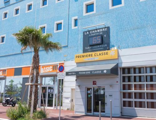 Premiere Classe Nice - Promenade des Anglais - Hôtel - Nice
