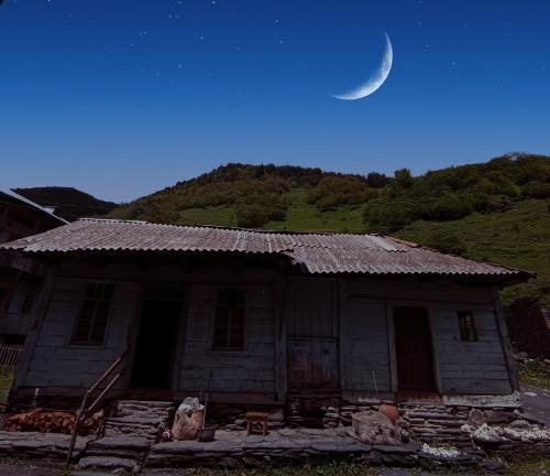 Raul Lushnu Darbaz - Accommodation - Mestia