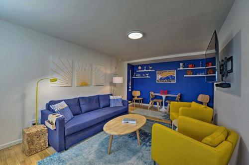 Central and Contemporary NJ Condo Steps to Shore! - Apartment - Asbury Park