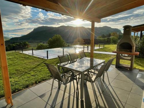 Ferienhaus Kaiser, Pension in Gallizien bei Pritschitz