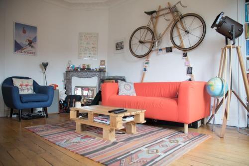 BEAUTIFULLY DECORATED apartment in PARIS - Location saisonnière - Paris