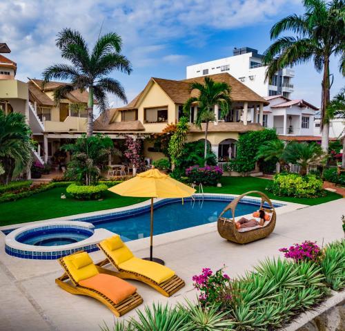 . Hotel Boutique Playa Canela Ecuador