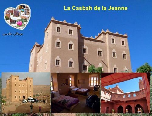 . Casbah d'hôte La Jeanne Tourisme Ecologique