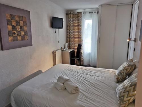 Logis Les Charmettes - Hôtel - Argelès-sur-Mer