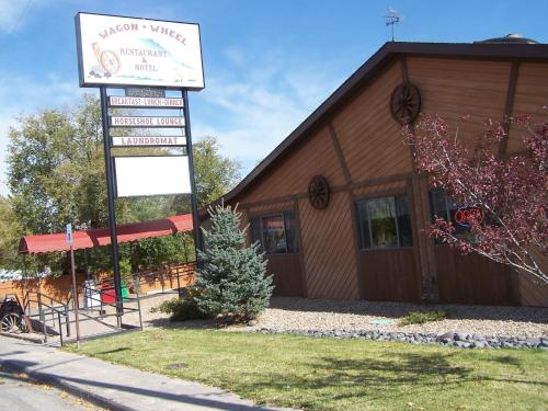Wagon Wheel Restaurant Bar & Motel - Mesa, CO 81643