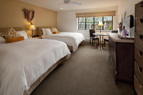 PlumpJack Inn - Hotel - Olympic Valley