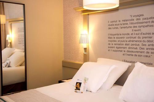 . Best Western Plus Hotel Litteraire Gustave Flaubert