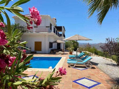 Villa Azar - Hotel - Canillas de Aceituno