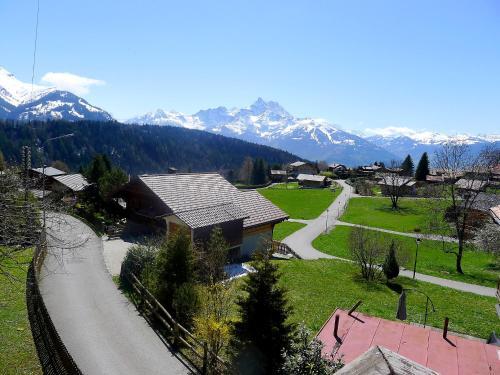 Riant-Soleil - Chalet - Villars - Gryon