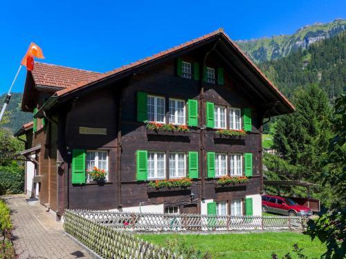 Chalet Pironnet - Apartment - Lauterbrunnen