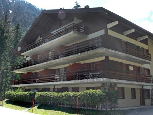 Apartment Arola.1 - Hotel - Champex-Lac