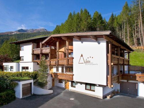 Apartment Alpin.8 - Sölden
