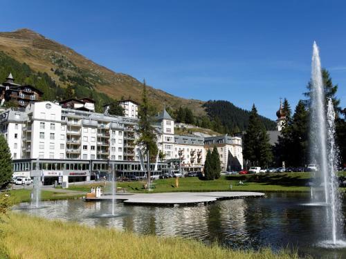Seehof 232 - Apartment - Davos