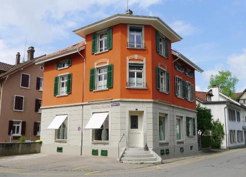 Hotel Die Bleibe - Bed & Breakfast in Winterthur-Töss