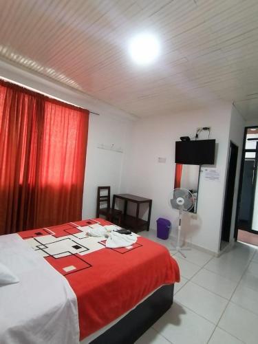 . Hotel Central - Mocoa