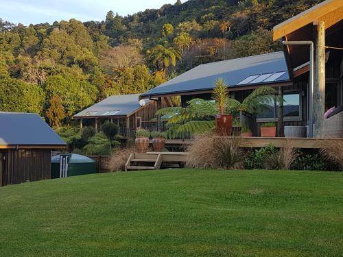 Riverstone Retreat Karamea - Hotel