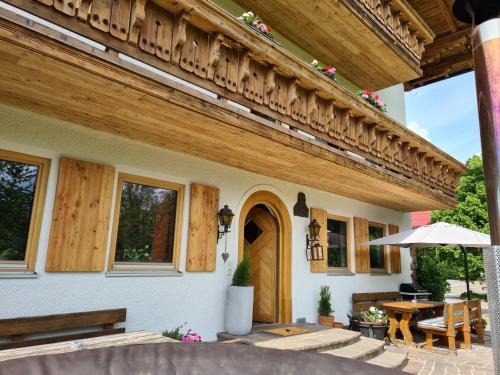 Hotel-overnachting met je hond in Ferienhaus Schnitzhof - Abtenau